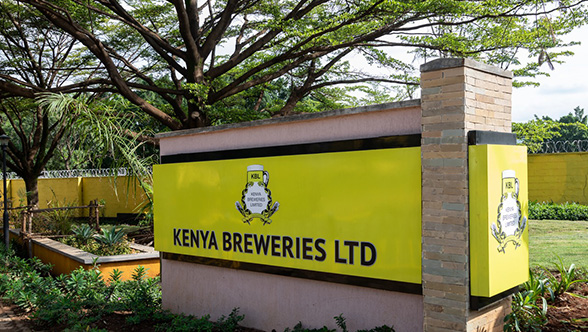 Fast-tracked project at Kenya Breweries