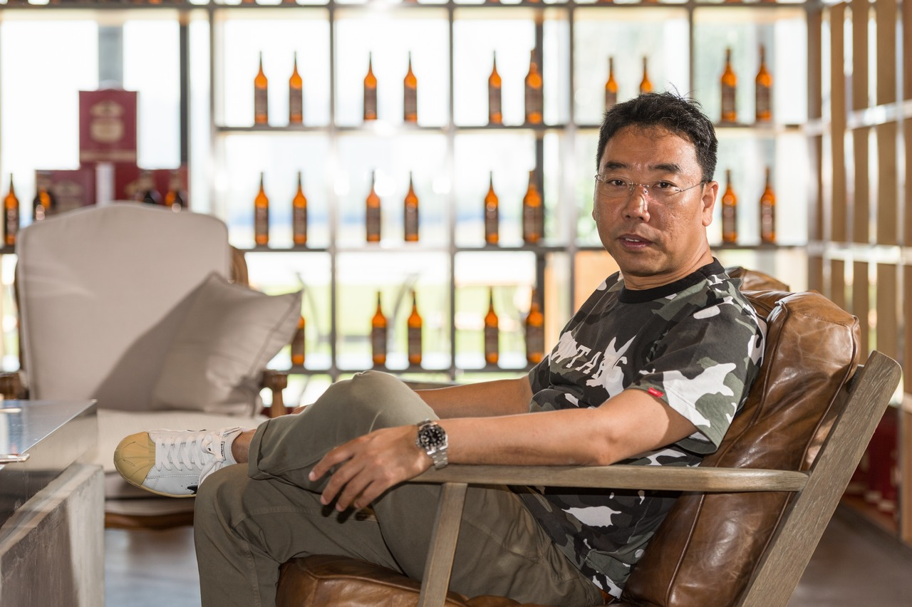 """I regard Krones as not only a vendor, but also a partner who provides never-failing support."" Founder, partner and President of TBT Urbräu, Qing Li, deeply appreciates the support he gets from Krones."