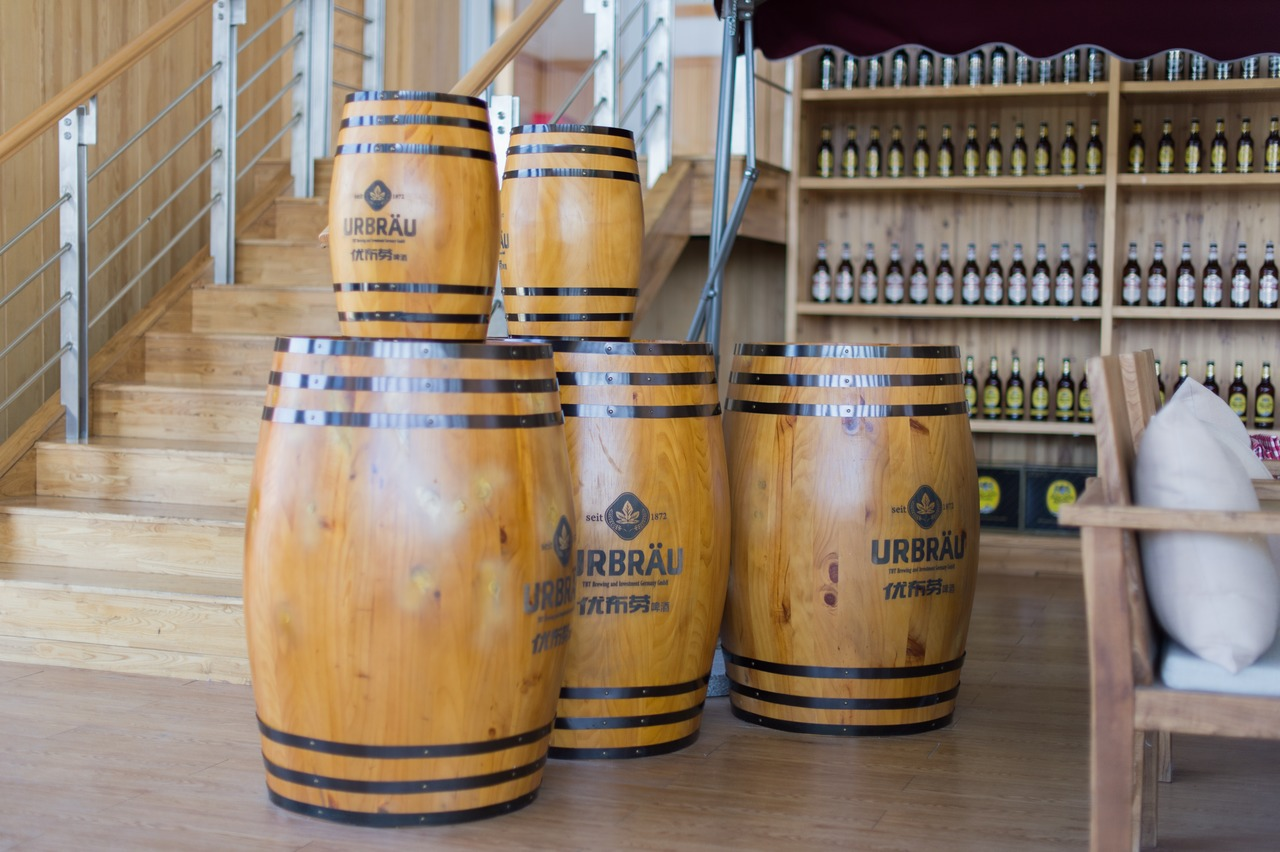 The brewery's principal brand is called Urbräu, which is currently being brewed in three variants: Urbräu unfiltered, Urbräu wheat beer unfiltered and various Urbräu craft beer types.