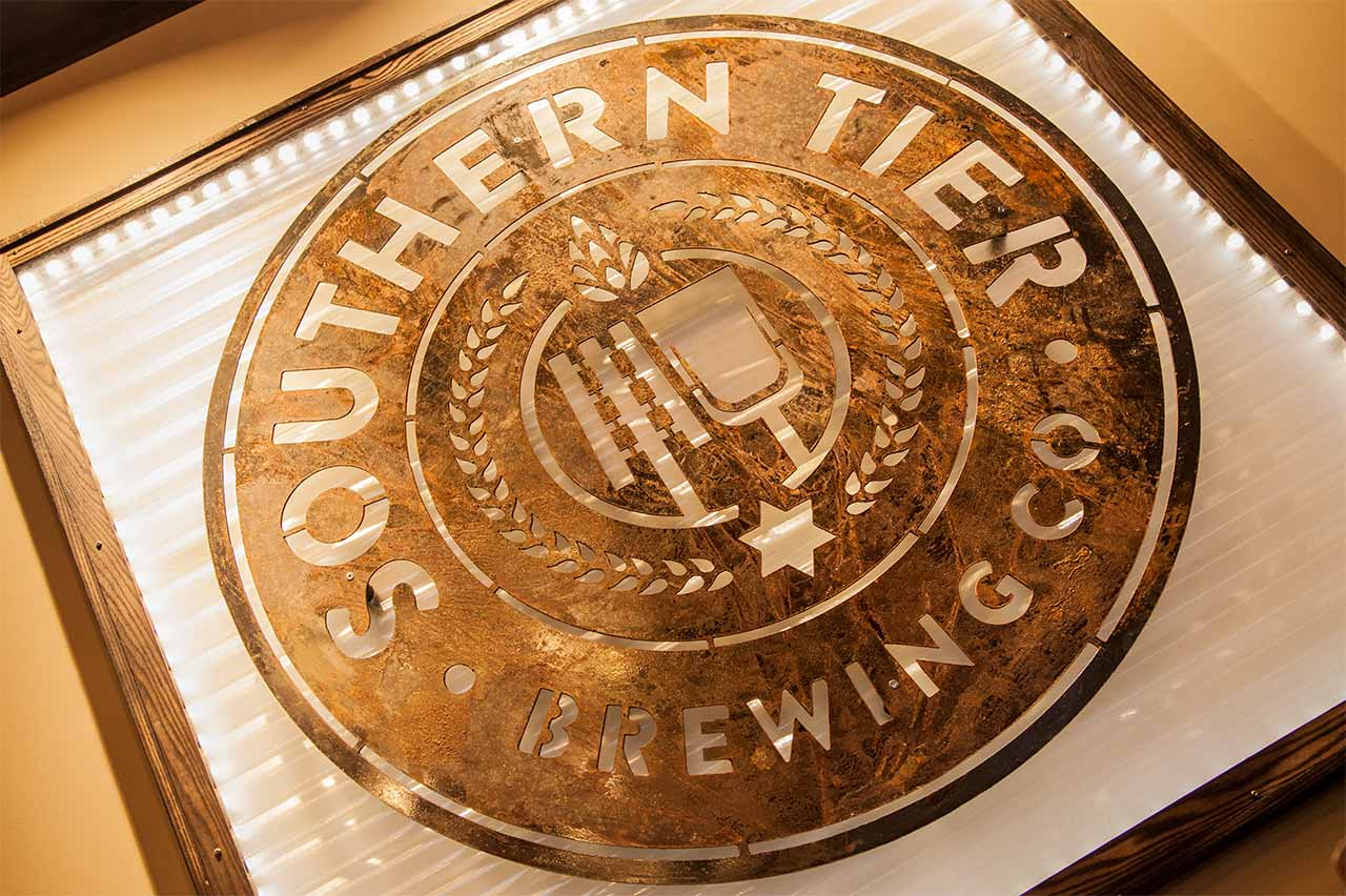 "The Southern Tier Brewing Company has opened its first ""satellite brewpub""."