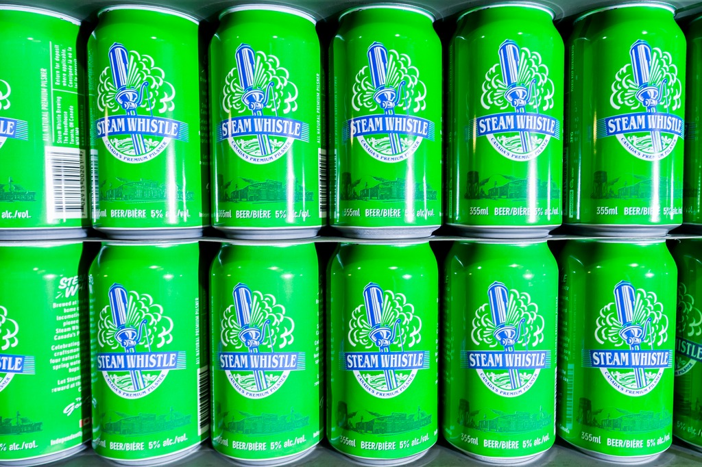 "Back in 2009, Steam Whistle installed a Volumetic VOC can filler from Krones. ""The filler arrived, was installed – and ran to perfection,"" emphasises co-founder and President Cam Heaps."