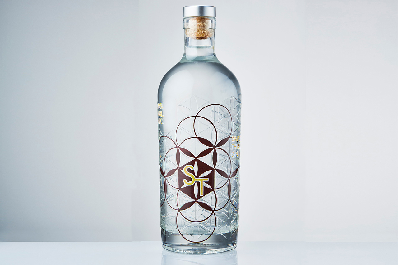 """Instead of printing rectangles on bottles, we should preferably be developing new designs specifically tailored to direct printing and its possibilities,"" said Melianthe Leeman."