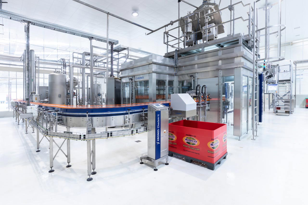 Bidco is the first beverage producer in Kenya to install a NitroHotfill line.
