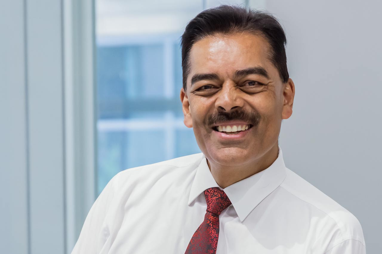 """We're very satisfied with our decision, and will therefore be working together with Krones again for our further expansion,"" says Dr. Vimal Shah, the Group Chairman of Bidco Africa."
