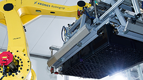 Robogrip robotic packer and palletiser