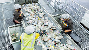 PET recycling systems