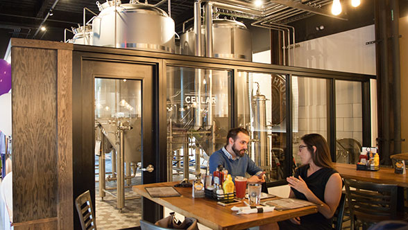 Southern Tier: Brewing in the pub