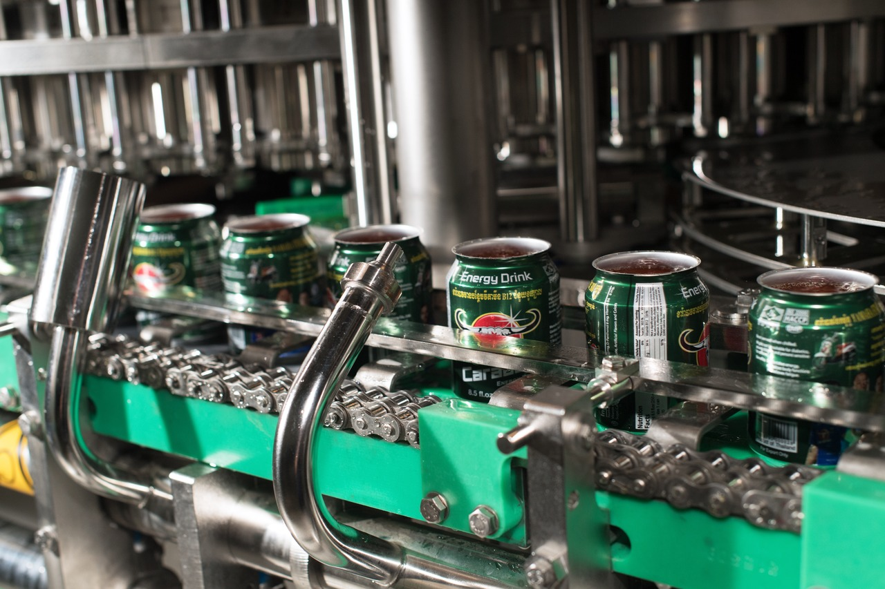 """One of the advantages we get with the canning lines is that we can use them to fill both the 325-millilitre slim-can and the 250-millilitre Stubby-can"", explains Romtham Setthasit, Assistant Managing Director at Carabao."