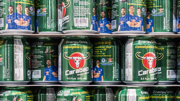 Carabao upsizes its filling capacities