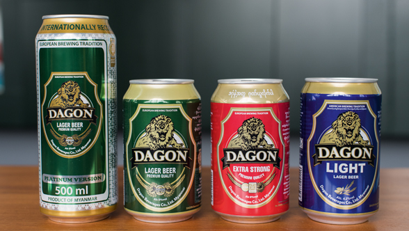 Rising demand for Dagon Beverages