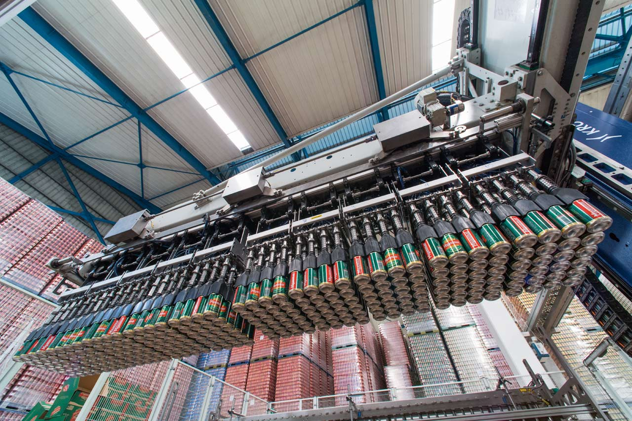 The fastest canning line currently up and running in Myanmar has been dimensioned for an hourly output of 60,000 cans.