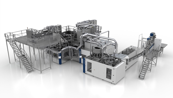 Aseptic filling systems