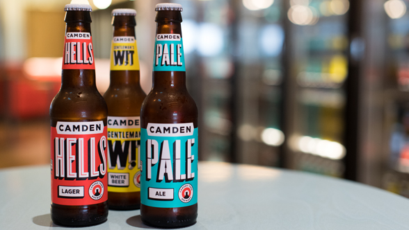 A new brewery for Camden Town Brewery