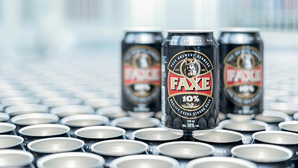 Increased filling capacity at Faxe