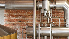 Energy recovery in breweries