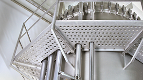 TFS pre-coat filtration (Twin Flow System)