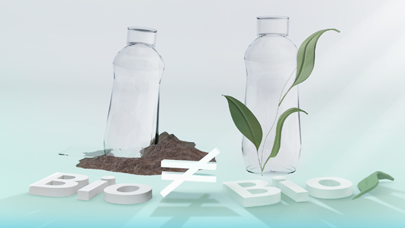 The complicated matter of bio plastics