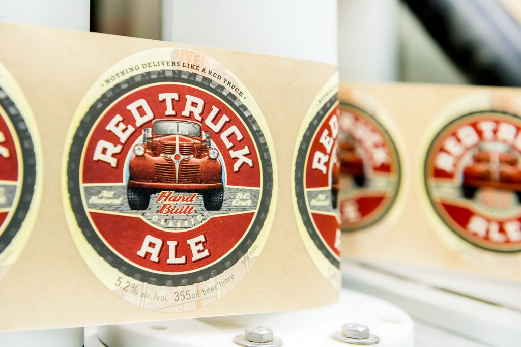 By building a new brewery in downtown Vancouver, the Red Truck Beer Company has for the first time gifted itself an option for offering not only kegged beer, but also beer in bottles and cans.