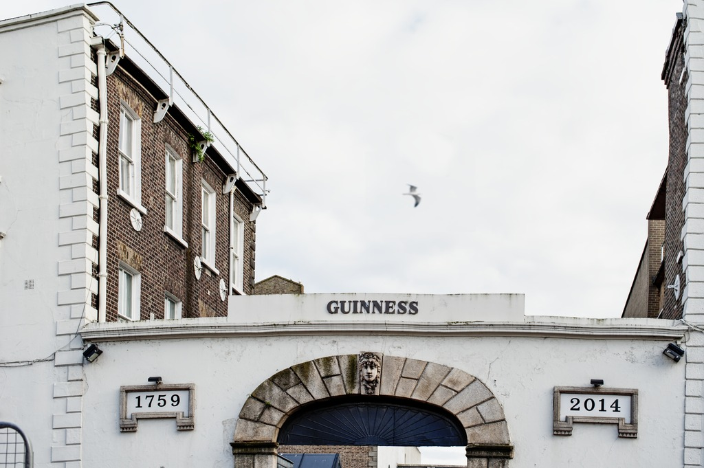 For Europe and the USA, Guinness is brewed solely at the Irish St. James's Gate Brewery. In all other nations of the world, Diageo brews the stout in breweries of its own or operates a licensing process.