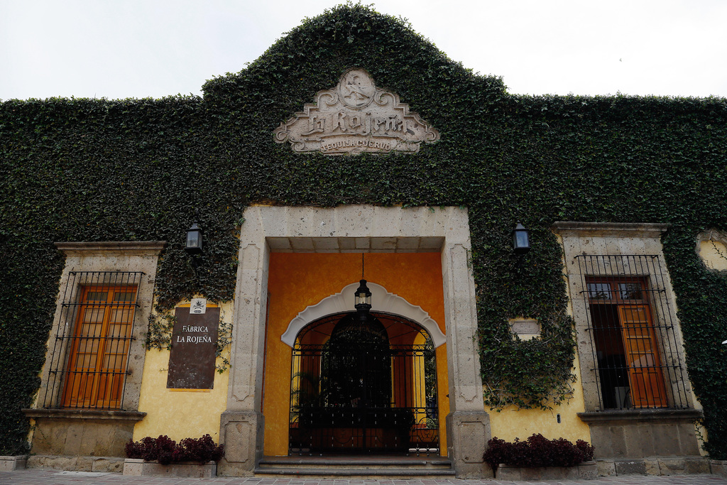 Jose Cuervo's factory, known under the name of La Rojeña, was founded in 1795, and is the country's oldest distillery.
