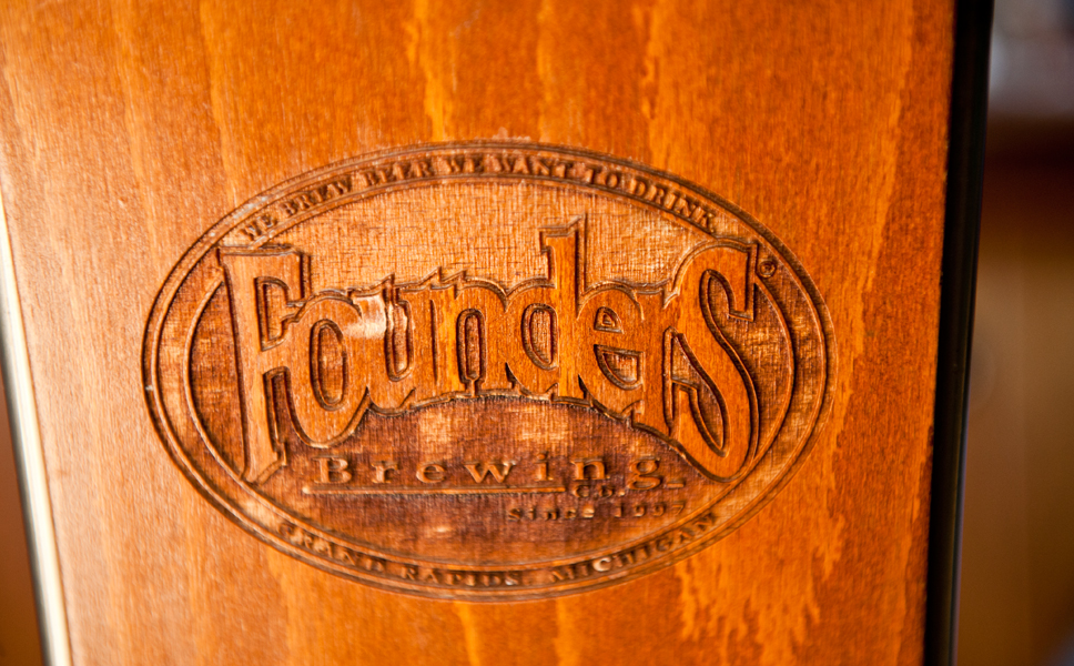 With its approximately 15 unfiltered packaged beer varieties, Founders Brewing Company is one of the most popular craft breweries in the United States.