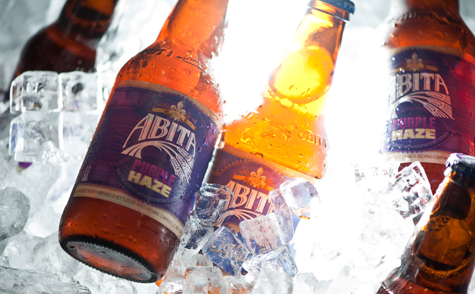In all, Abita makes seven main brands, which are available all the year round: Abita Amber, Golden, Light, Turbodog, Purple Haze, Jockamo I.P.A. and Restoration Pale Ale.