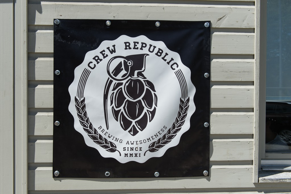 In the world's capital of traditional beer, Munich, the craft-beer scene has found itself a new home at CREW Republic.