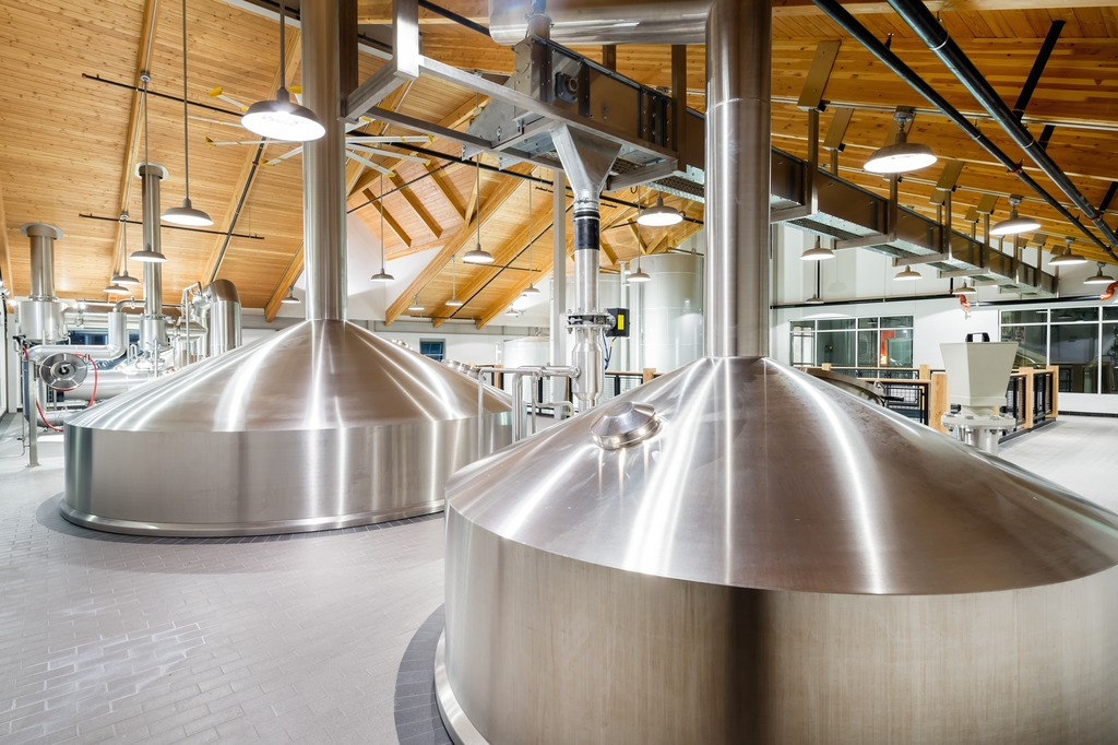 The Breckenridge Brewery is now brewing its craft beer