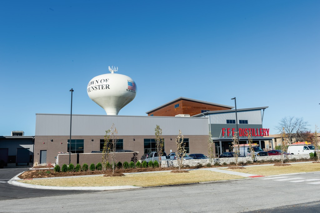In 2000, the brewery moved to its present-day premises on an industrial estate of the small town of Munster, Indiana, just under an hour's drive away from Chicago's city centre.
