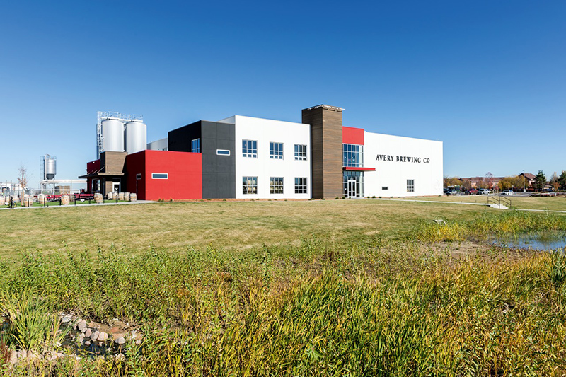 The official opening of the new greenfield brewery took place in May 2015.