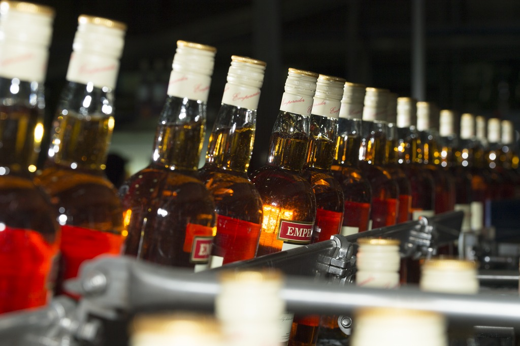 With its Emperador Brandy, Emperador Distillers Inc. (EDI) controls around 97 per cent of the brandy market in the Philippines.
