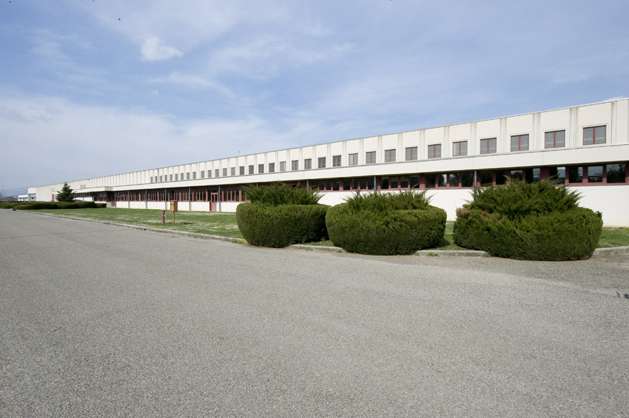 The facility of Tione s.r.l in Orvieto, in Italian Umbria