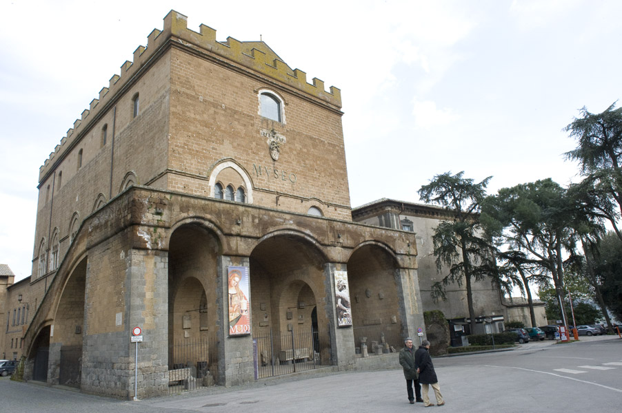 Historic building in Orvieto