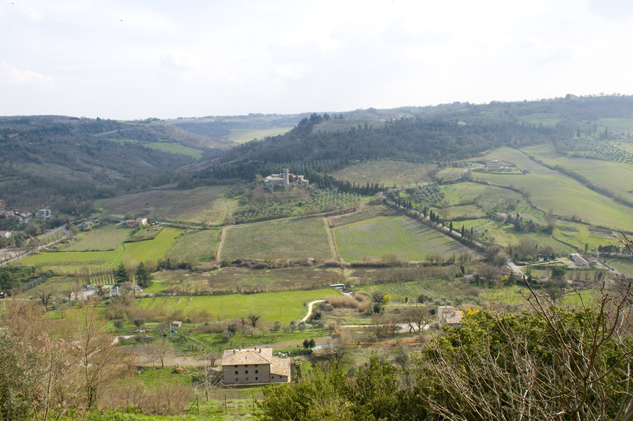 Orvieto is located in the south-west of Umbria, in Terni Province.