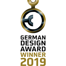 Winner of the German Design Award